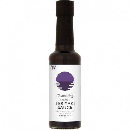 Sos Teriyaki ECO x 150ml Clearspring