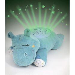 Summer Infant-0677 - Lampa cu sunete si proiectii Hippo