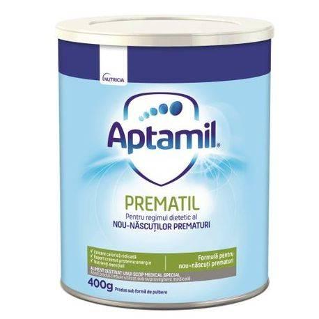 Lapte praf Aptamil Prematil de la nastere x 400g Nutricia