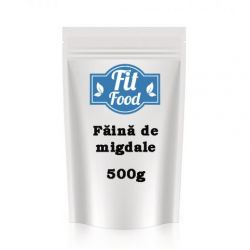 Faina de migdale x 500g Fit Food