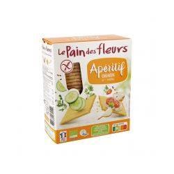 Le pain des fleurs Tartine crocante cu ceapa bio x 150g