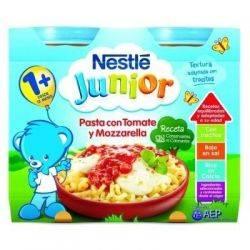 Pachet Nestle piure Pasta Tomate&Mozzarella 2*200g