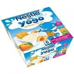Nestle Baby Yogo caise 4*100g
