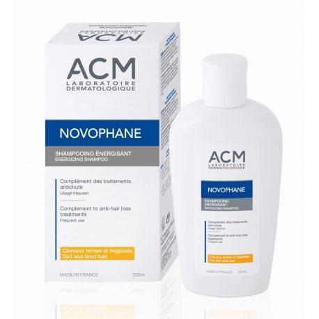 Novophane Sampon energizant x 200ml ACM
