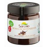 Crema de cacao neagra fara gluten x 200g Sarchio