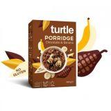 Cereale eco cu ciocolata si banane fara gluten x 450g Turtle