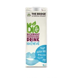 Bautura vegetala din hrisca fara gluten x 1L The Bridge