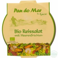 Salata de orez cu fructe de mare x 250g Pan Do Mar