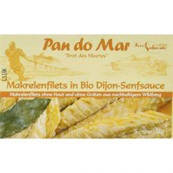 File de macrou in sos de mustar Dijon x 120g Pan Do Mar