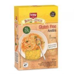 Pasta Anellini - Paste pentru supa fara gluten x 250g Dr. Schar