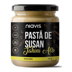 Pasta de susan (Tahini Alb) Ecologica/BIO fara gluten x 250g Niavis