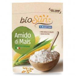Amidon bio de porumb fara gluten vegan x 120g BioSUN