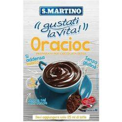 Preparat pentru bautura cu cacao degresata fara gluten x 125g S.Martino