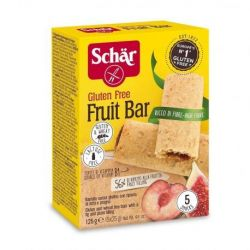 Fruit Bar Batoane fara gluten cu umplutura de prune si smochine x 125g Dr. Schar