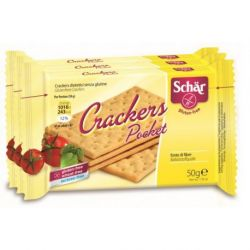 Crackers Pocket x 150g Dr Schar
