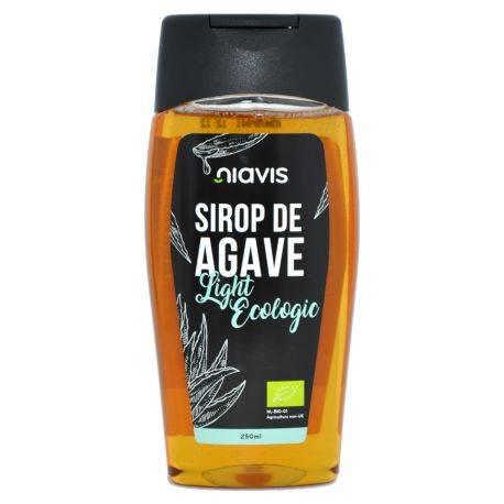 Sirop de Agave Light Ecologic/BIO x 250ml Niavis