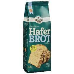 Amestec fara gluten pentru paine cu fulgi de ovaz ECO x 500g Bauckhof