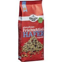 Musli de ovaz cu fructe fara gluten Bio x 450g Bauckhof