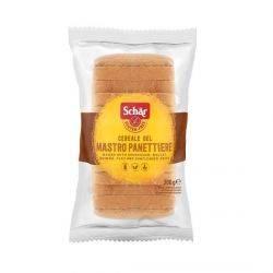 Paine cu cereale proaspata fara gluten Mastro Panettiere x300g Dr.Schar