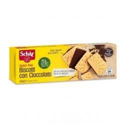 Biscotti con Cioccolato - Biscuiti cu ciocolata neagra fara gluten x 150g Dr Schar