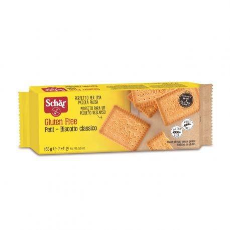 Petit Biscuiti clasici fara gluten x 165g Dr. Schar