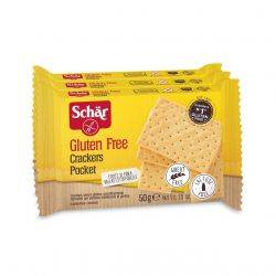 Crackers Pocket - Crackers fara gluten x 150g Dr Schar