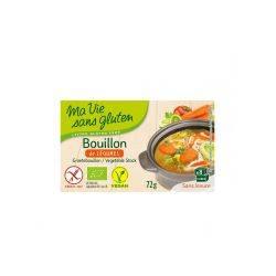 Concentrat supa legume fara gluten x 72g Ma vie sans gluten