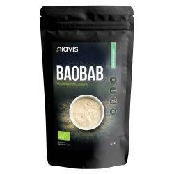 Baobab Pulbere Ecologica/Bio x 125g Niavis
