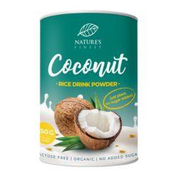 Bautura instant de orez cu cocos Eco x 250g Nature's Finest
