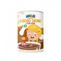 Cacao pudra cu calciu pentru copii Bio x 200g Malie